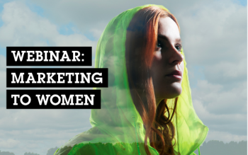 marketing to women event