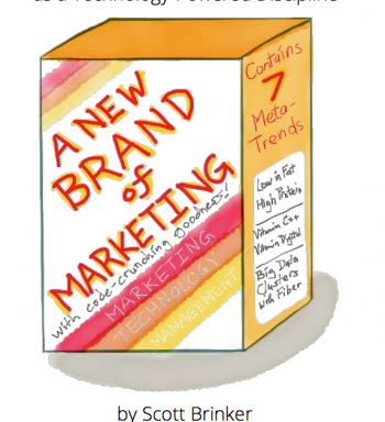 A New brand of marketing by scott brinker