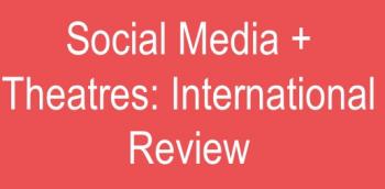 social media theatres