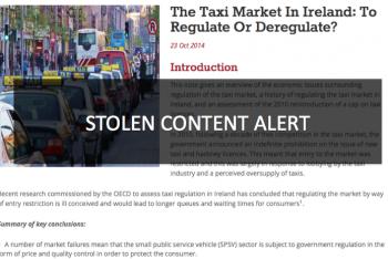 council.ie steals content
