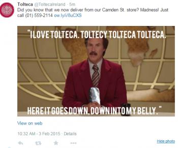 tolteca photo card