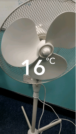 snapchat filters temperature