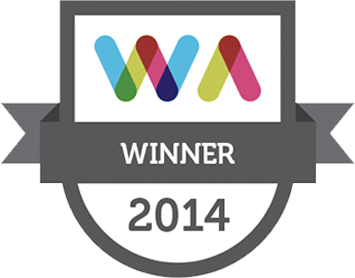 web awards winner