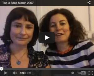 maryrose and heidi 2007