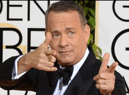 Hunky Tom Hanks