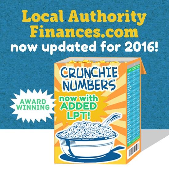 local authority finances