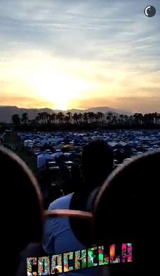 Coachella filter
