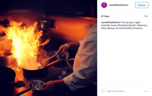 Camile Thai Instagram