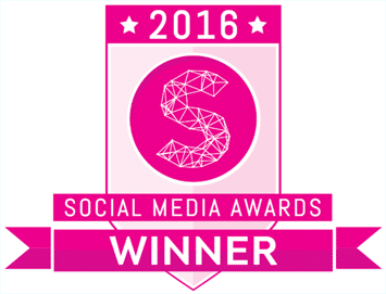 social media awards winner