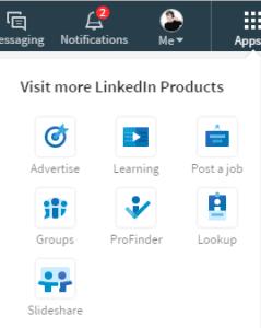 New LinkedIn Profile 2017