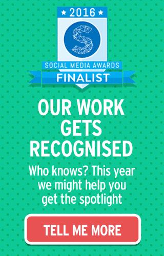 Awards 2016 Finalist Social Media