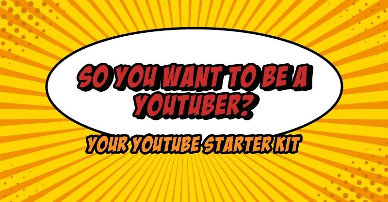 YouTubeStarter Kit