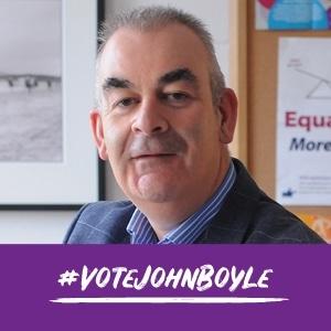 vote john boyle